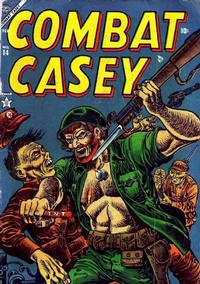 Cover Thumbnail for Combat Casey (Marvel, 1953 series) #14