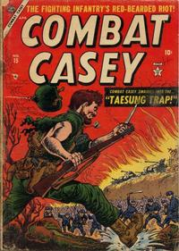 Cover Thumbnail for Combat Casey (Marvel, 1953 series) #15
