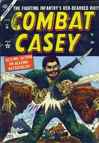 Cover Thumbnail for Combat Casey (Marvel, 1953 series) #16