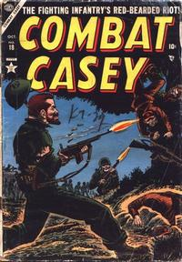 Cover Thumbnail for Combat Casey (Marvel, 1953 series) #18