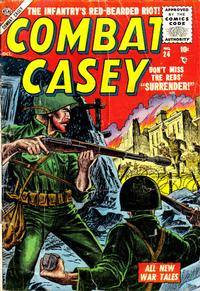 Cover Thumbnail for Combat Casey (Marvel, 1953 series) #24