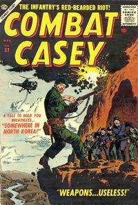 Cover Thumbnail for Combat Casey (Marvel, 1953 series) #32