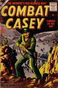 Cover Thumbnail for Combat Casey (Marvel, 1953 series) #34
