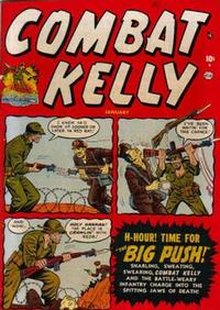 Cover Thumbnail for Combat Kelly (Marvel, 1951 series) #2