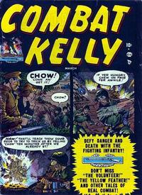 Cover Thumbnail for Combat Kelly (Marvel, 1951 series) #3