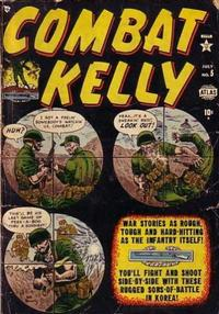 Cover Thumbnail for Combat Kelly (Marvel, 1951 series) #5