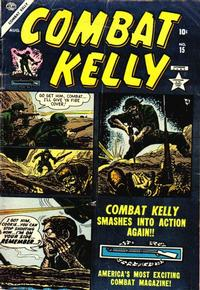Cover Thumbnail for Combat Kelly (Marvel, 1951 series) #15