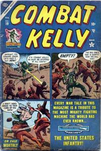 Cover Thumbnail for Combat Kelly (Marvel, 1951 series) #19