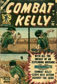 Cover Thumbnail for Combat Kelly (Marvel, 1951 series) #20
