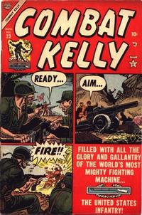 Cover Thumbnail for Combat Kelly (Marvel, 1951 series) #23