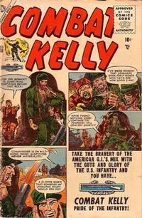 Cover Thumbnail for Combat Kelly (Marvel, 1951 series) #30