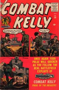 Cover Thumbnail for Combat Kelly (Marvel, 1951 series) #39