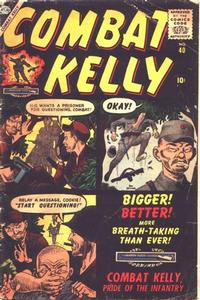 Cover Thumbnail for Combat Kelly (Marvel, 1951 series) #40