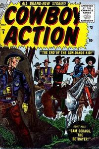 Cover Thumbnail for Cowboy Action (Marvel, 1955 series) #6