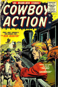 Cover Thumbnail for Cowboy Action (Marvel, 1955 series) #8