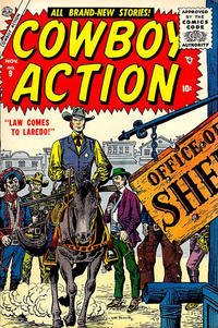 Cover Thumbnail for Cowboy Action (Marvel, 1955 series) #9