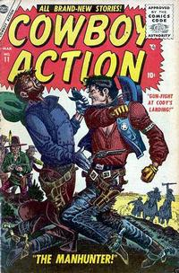 Cover Thumbnail for Cowboy Action (Marvel, 1955 series) #11