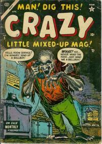Cover Thumbnail for Crazy (Marvel, 1953 series) #5