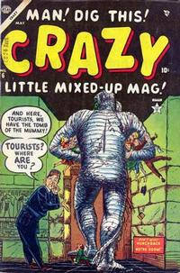 Cover Thumbnail for Crazy (Marvel, 1953 series) #6