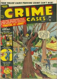 Cover Thumbnail for Crime Cases Comics (Marvel, 1950 series) #7