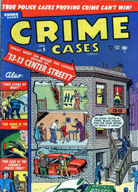 Cover Thumbnail for Crime Cases Comics (Marvel, 1950 series) #9