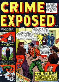 Cover Thumbnail for Crime Exposed (Marvel, 1950 series) #4