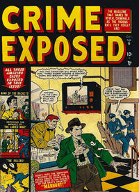 Cover Thumbnail for Crime Exposed (Marvel, 1950 series) #6