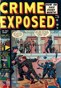 Cover Thumbnail for Crime Exposed (Marvel, 1950 series) #10