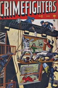 Cover Thumbnail for Crimefighters (Marvel, 1948 series) #2