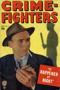 Cover Thumbnail for Crimefighters (Marvel, 1948 series) #9