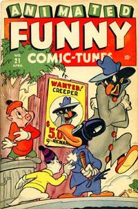 Cover Thumbnail for Funny Tunes (Marvel, 1944 series) #21