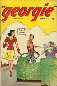 Cover Thumbnail for Georgie Comics (Marvel, 1945 series) #1