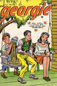 Cover Thumbnail for Georgie Comics (Marvel, 1945 series) #3