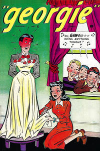 Cover Thumbnail for Georgie Comics (Marvel, 1945 series) #4