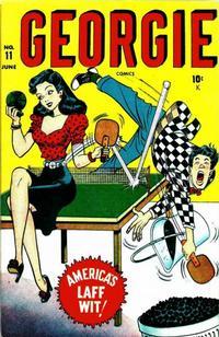 Cover Thumbnail for Georgie Comics (Marvel, 1945 series) #11