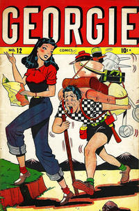 Cover Thumbnail for Georgie Comics (Marvel, 1945 series) #12