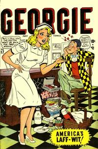Cover Thumbnail for Georgie Comics (Marvel, 1945 series) #17