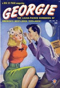 Cover Thumbnail for Georgie Comics (Marvel, 1949 series) #25