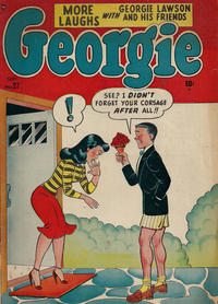 Cover Thumbnail for Georgie Comics (Marvel, 1949 series) #27