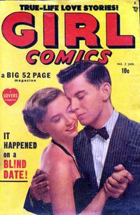 Cover Thumbnail for Girl Comics (Marvel, 1949 series) #2
