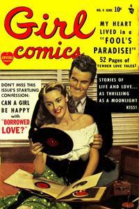 Cover Thumbnail for Girl Comics (Marvel, 1949 series) #4