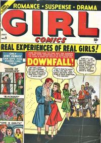 Cover Thumbnail for Girl Comics (Marvel, 1949 series) #9