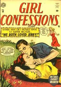 Cover Thumbnail for Girl Confessions (Marvel, 1952 series) #18