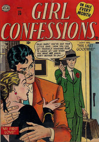 Cover Thumbnail for Girl Confessions (Marvel, 1952 series) #20