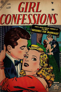 Cover Thumbnail for Girl Confessions (Marvel, 1952 series) #27