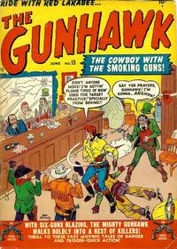Cover Thumbnail for The Gunhawk (Marvel, 1950 series) #15