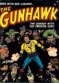 Cover Thumbnail for The Gunhawk (Marvel, 1950 series) #16