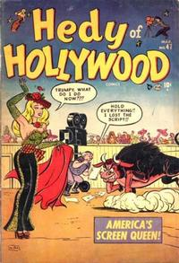 Cover Thumbnail for Hedy of Hollywood Comics (Marvel, 1950 series) #47