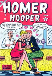 Cover Thumbnail for Homer Hooper (Marvel, 1953 series) #2