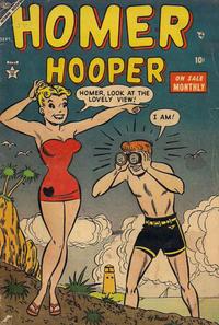Cover Thumbnail for Homer Hooper (Marvel, 1953 series) #3
